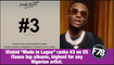 """F78News: Wizkid """"Made In Lagos"""" ranks #3 on US iTunes top albums, highest for any Nigerian artist."""