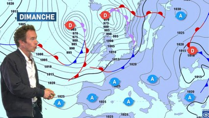 Illustration de l'actualité La météo de votre dimanche 1er novembre et la tendance