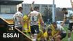 TOP 14 - Essai de Peter BETHAM (ASM) - Brive - Clermont - J7 - Saison 2020/2021