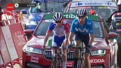 David Gaudu Demolishes Marc Soler | Vuelta Stage 11