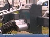 vélo à carte Rennes - reportage france3 21/02/2008
