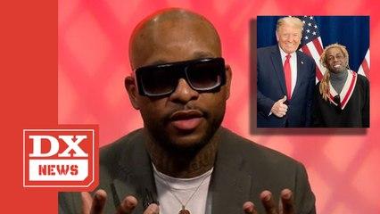 Royce Da 5'9 Reacts To Lil Wayne's Donald Trump Endorsement As Expected