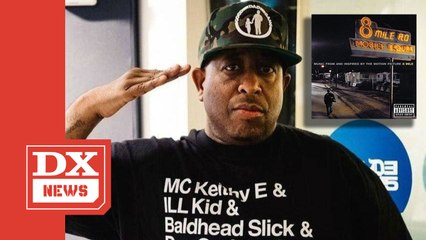DJ Premier Salutes Eminem's Gang Starr Ties On '8 Mile' Soundtrack's Anniversary