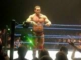 wwe bruxelles Entré Finlay, Undertaker et Kane 13.10.07