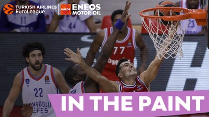 In the Paint – Special night for Efes in Piraeus