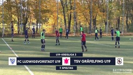 FC Ludwigsvorstadt U19 - TSV Gräfelfing U19 (U19-Kreisliga 3)