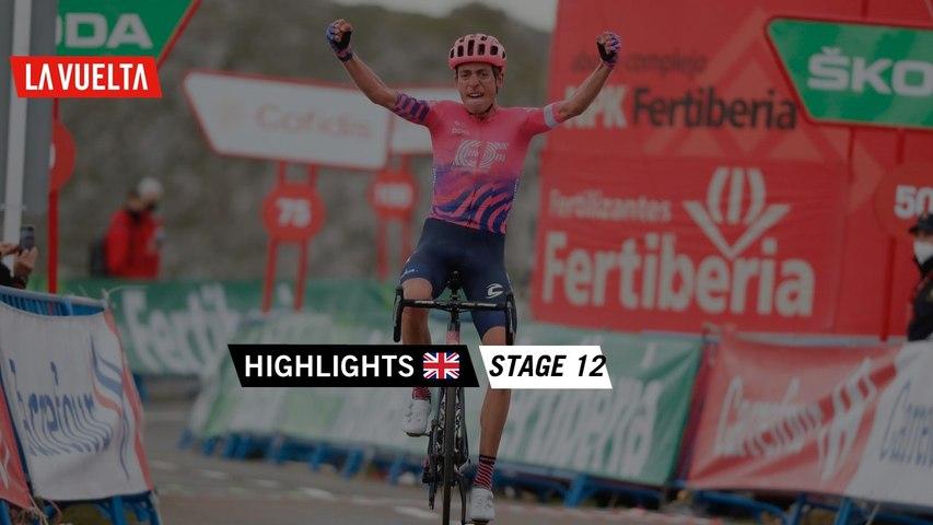 Highlights - Stage 12 | La Vuelta 20