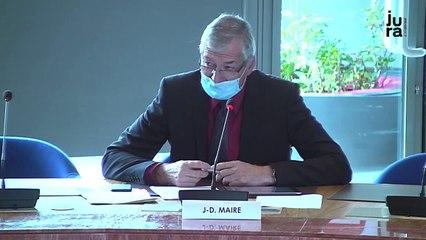Séance publique - Décision modificative N°2 - DOB - 02/11/2020 matin