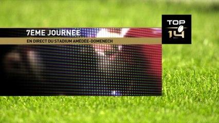 Résumé - CA Brive - Clermont - J7 Top14 2020 /2021