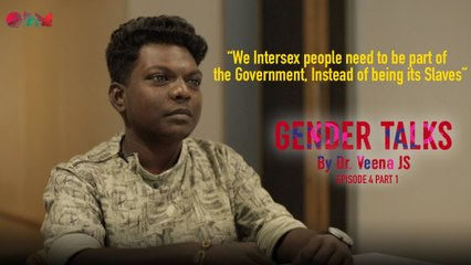 Gender Talks _ Episode 4 _ Part 1 _ Dr.Veena J.S _ Chinju Ashwathi _ With English Subtitles