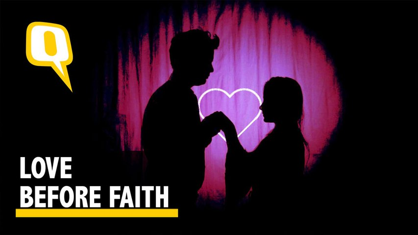 Love, Not Love Jihad: Interfaith Couple's Fight To Make Law 'Equal'