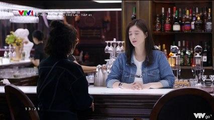Phim Hoa Ngữ Nếu Thời Gian Trở Lại Tập 41
