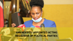 Ann Nderitu appointed as acting Registrar of Political Parties