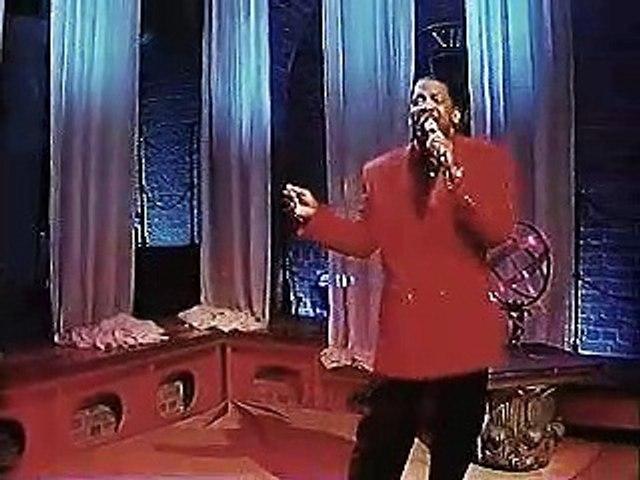Edwin Starr - Darlin Darlin Baby (live Liverpool)1992