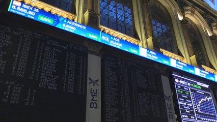 El Ibex 35 recupera los 6.500 puntos y suma un 2,07 %