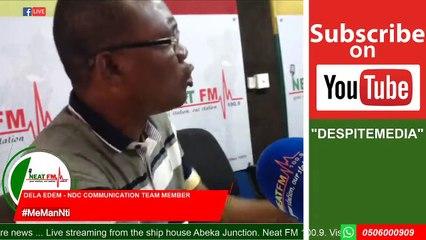 #MeManNti with ADAKABRI FRIMPONG MANSO on NEAT 100.9 FM (02-11-20)