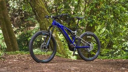 Yamaha YDX-MORO Pro First Ride