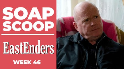 EastEnders Soap Scoop! Phil teams up with Kat