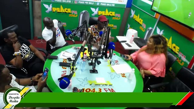 Nigerians Are Good In Supporting Their Fellow Artistes Unlike Ghanaian Artistes - Arnold