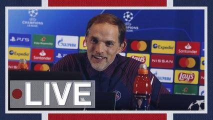 Replay: Entraînement et conférence de Presse avant RB Leipzig - Paris Saint-Germain