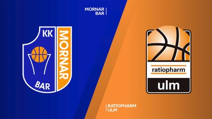 7Days EuroCup Highlights Regular Season, Round 6: Mornar 66-82 Ulm