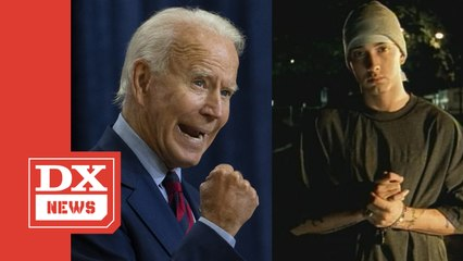 Eminem Officially Endorses Joe Biden For President With 'Lose Yourself' Campaign Ad