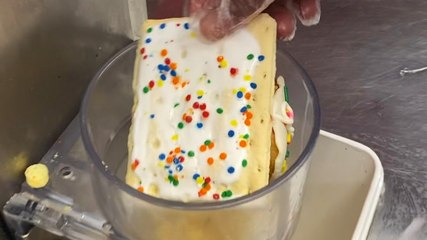 Milkshakes are blended with full-size Pop-Tarts and Hostess cupcakes