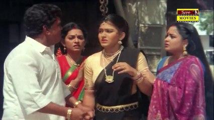 Chinna Thambi  | Movie Scene 15 _| P. Vasu |  Prabhu _| Kushboo _| Manorama