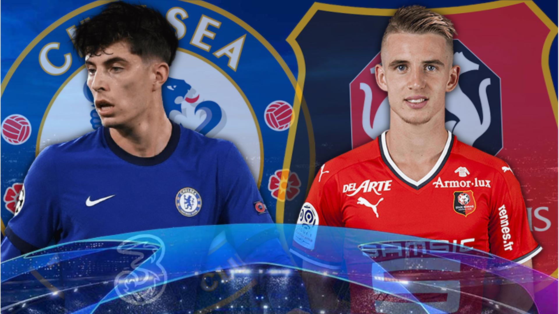 Chelsea-Rennes : les compositions probables