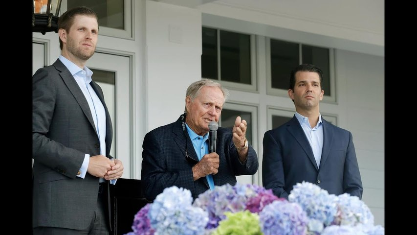 Jay Cutler endorses Jack Nicklaus's lengthy endorsement of Trump