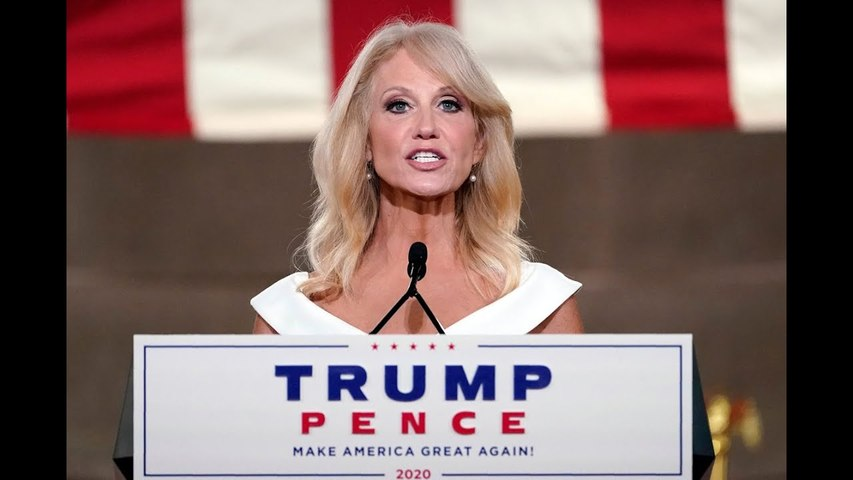 Trump expected to address the nation tonight Kellyanne Conway says