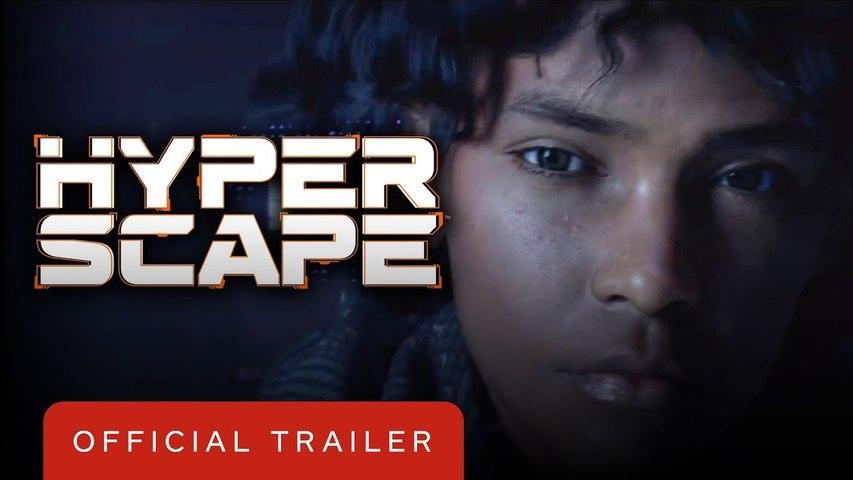 Hyper Scape - Official Story Trailer  Ubisoft Forward