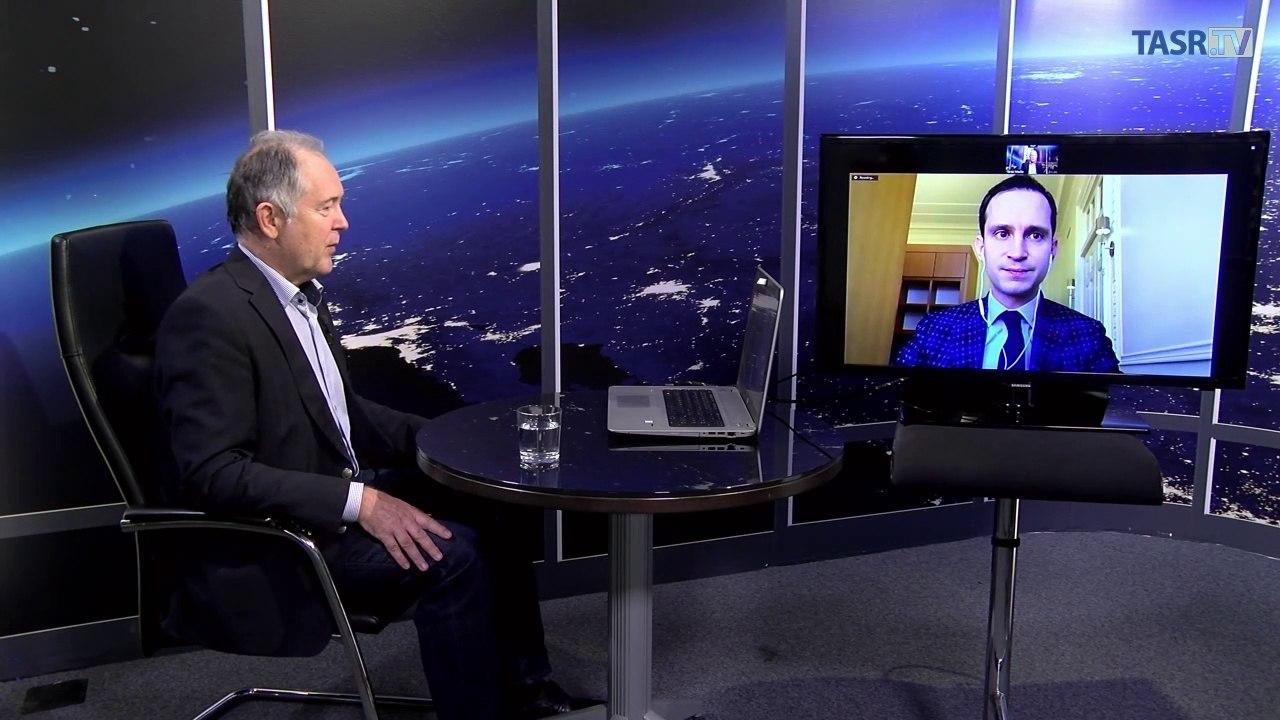 VIDEOPRENOS Z WASHINGTONU: P. Demeš s D. Roháčom analyzujú voľby v USA