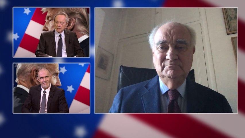 """Rendez-vous avec Bernard Volker """"Spéciale élections américaines"""" TELESUD 04/11/20"""