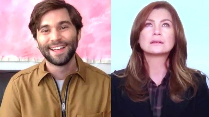 Grey's Anatomy: Jake Borelli on Ellen Pompeo's Comments This Could Be Final Season