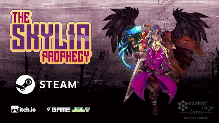 The Skylia Prophecy - OUT NOVEMBER 20TH