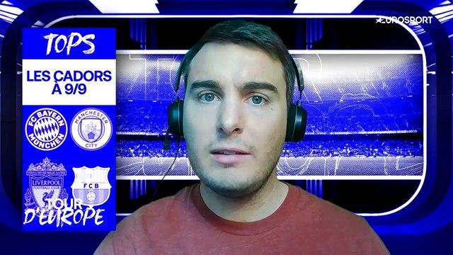 Triplé de feu, les ratés du Barça, penalty ridicule : les Tops et Flops de la 3e journée