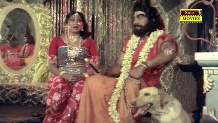 Bala Nagamma | Movie Scene 11 | K. Shankar |Sarath Babu | Sridevi | K. R. Vijaya | Vijayashanti