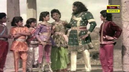 Bala Nagamma | Movie Scene 13 | K. Shankar |Sarath Babu | Sridevi | K. R. Vijaya | Vijayashanti