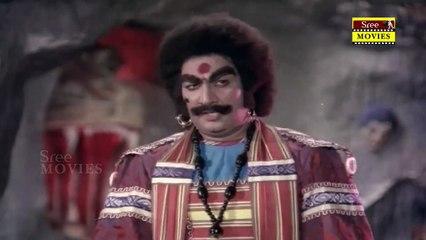 Bala Nagamma | Movie Scene 14 | K. Shankar |Sarath Babu | Sridevi | K. R. Vijaya | Vijayashanti