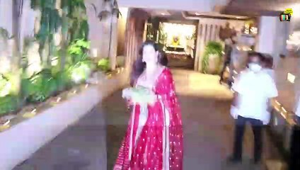 ALL Bollywood Wives Karwa Chauth Celebrations 2020