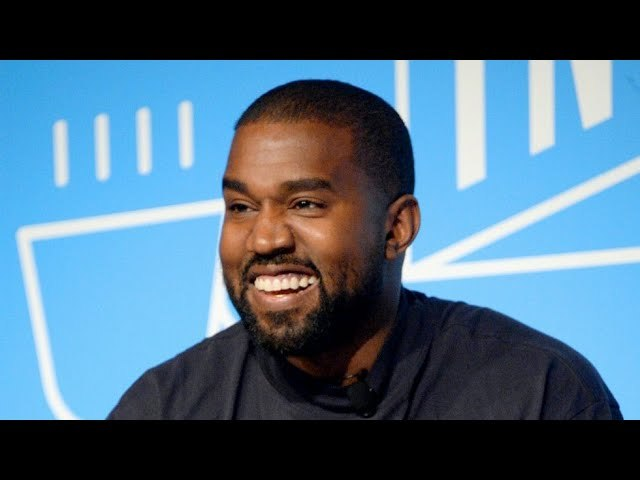 Kanye West says he's casting his first presidential vote for himself