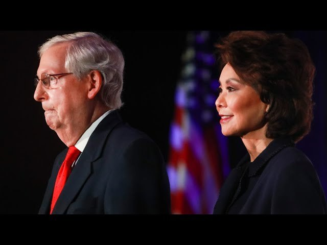 Mitch McConnell defeats Democrat Amy McGrath to keep his seat