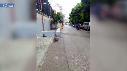 لاجئ سوري يحرق نفسه في بيروت