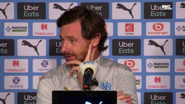 """Villas-Boas charge """"les excités"""" et """"les coachs des autres clubs qui parlent de l'OM"""""""