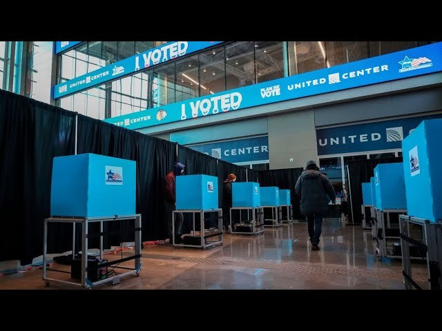How to Get Live Election Results for Illinois This Election Day