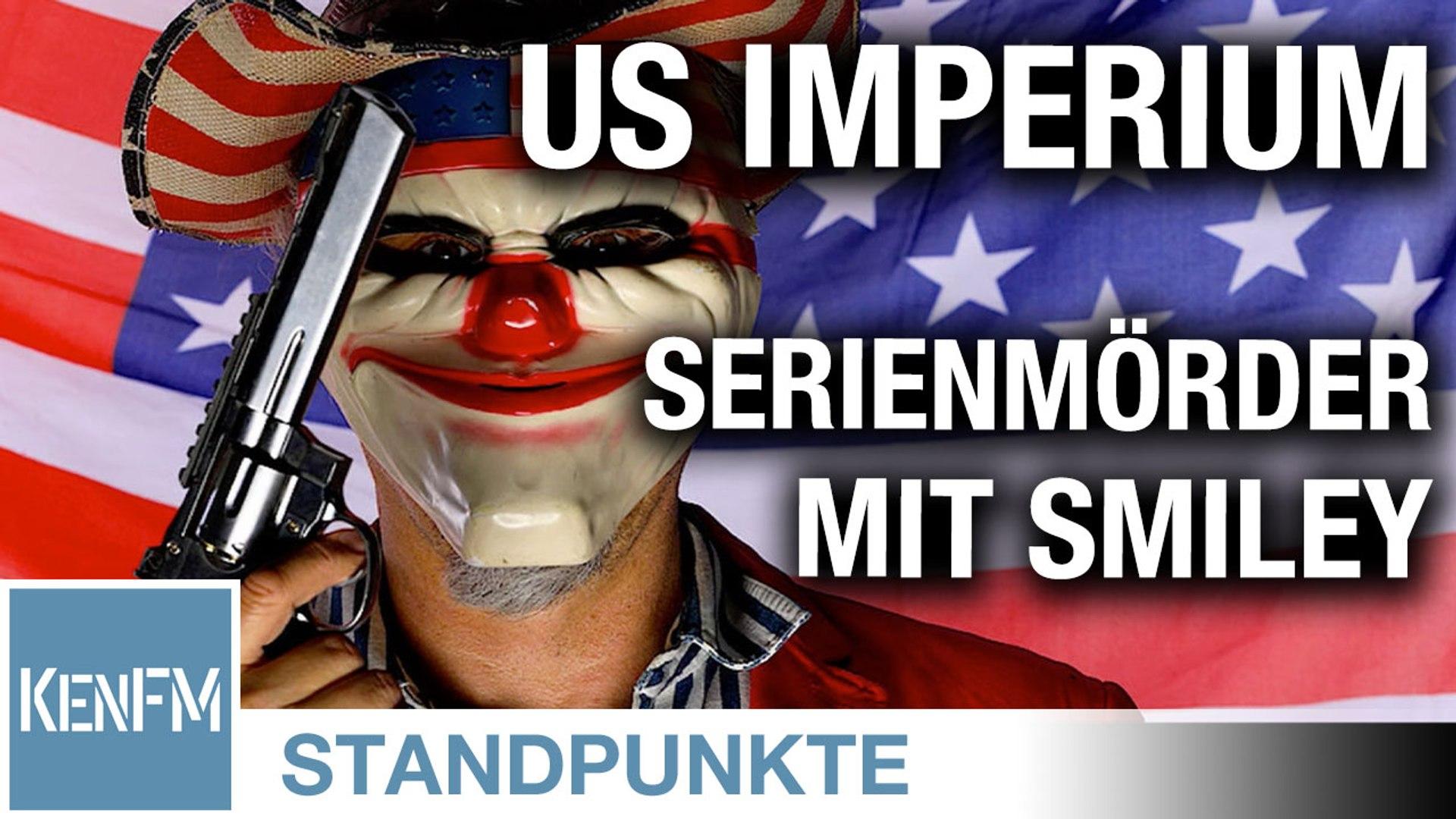 Das US Imperium ist ein Serienmörder mit einem Smiley   Von Caitlin Johnstone