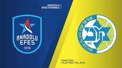 EuroLeague 2020-21 Highlights Regular Season Round 7 video: Efes 91-89 Maccabi