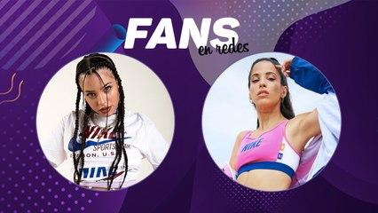 Emilia, Cande Molfese y mucho baile en Fans en Redes