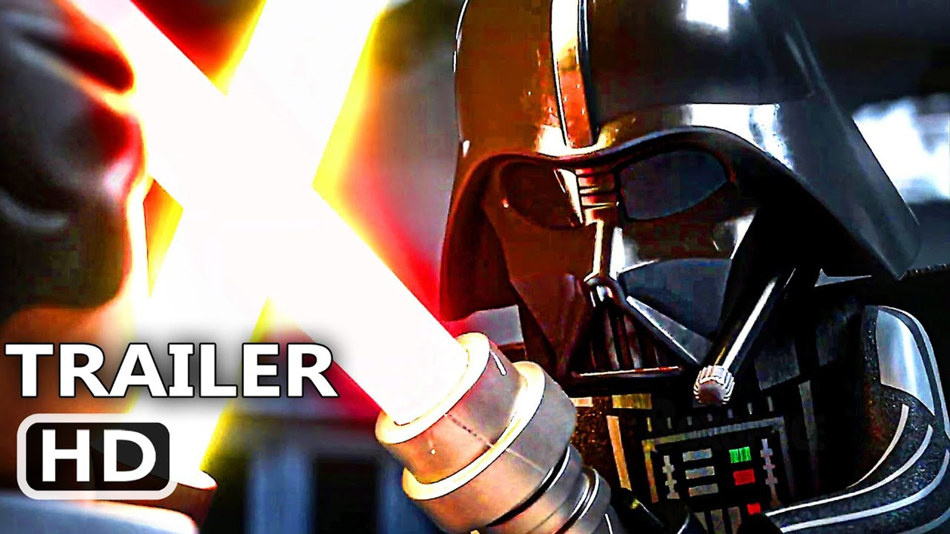 LEGO STAR WARS Holiday Special Official Trailer (2020) Disney +, Animated Movie HD